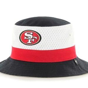 San Francisco 49ers Bucket Hat New